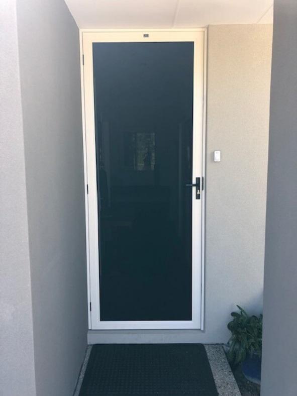 Steel Net Door