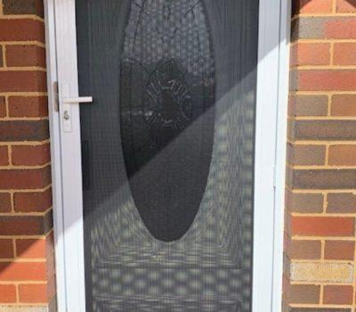 Glass of Door